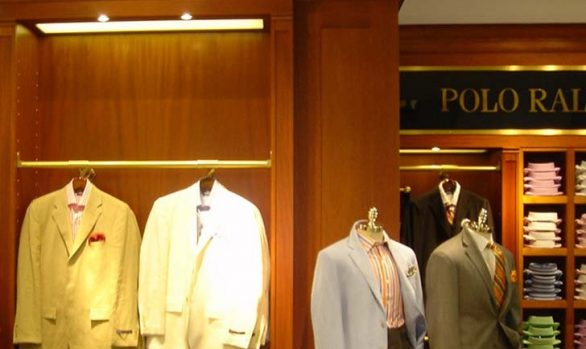 Ralph Lauren Formal & Sportswear, Selfridges