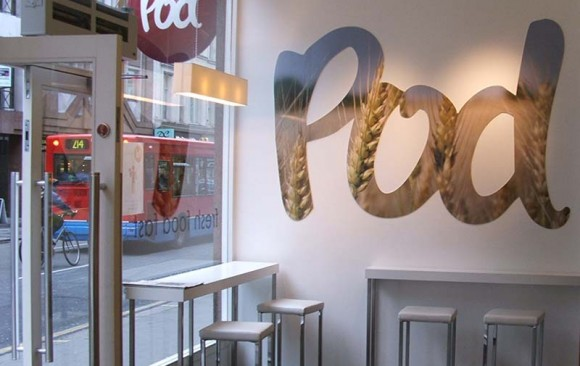 POD Food, 162-163 London Wall