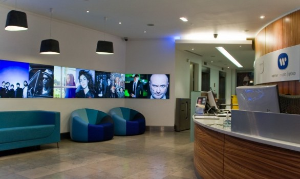 Warner Music London HQ