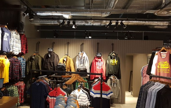 Superdry, York Designer Outlet