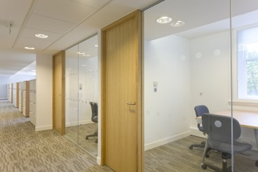 Fit out & refurbishment