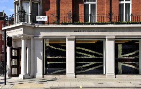 Marc Jacobs, South Audley St, London