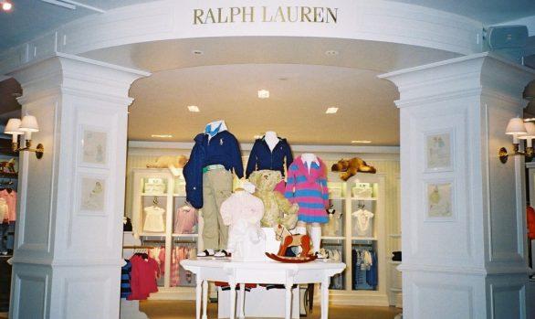 Ralph Lauren Baby Harrods