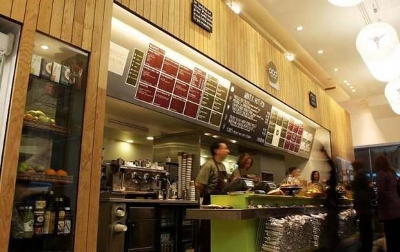POD Food, Llyods Ave, London
