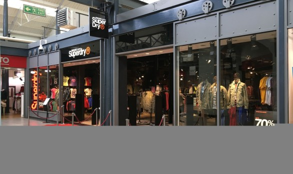 Superdry, Swindon Outlet Village