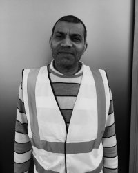 Manni Varsani <br> Site Manager