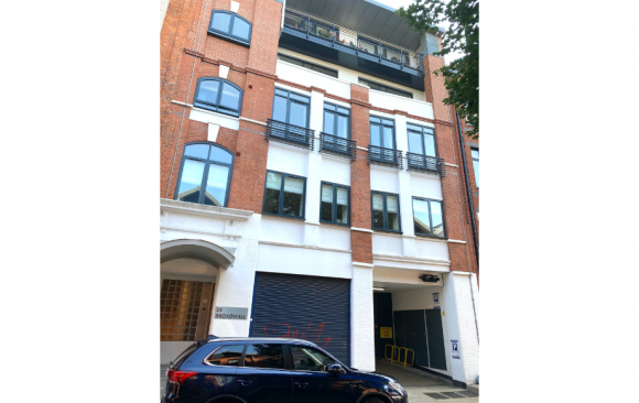 25 Broadwall, London